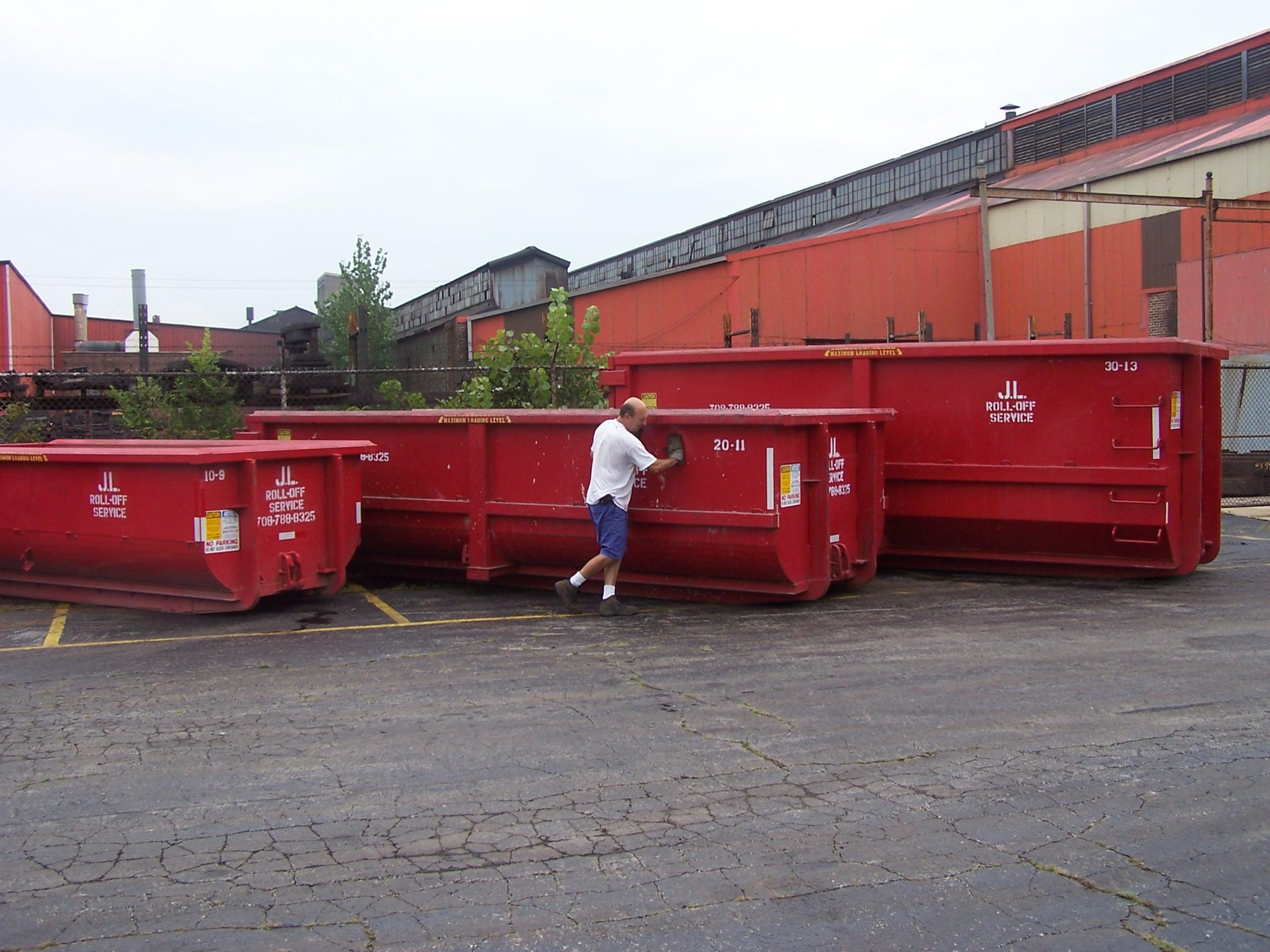 20 yard dumpster alexandria va